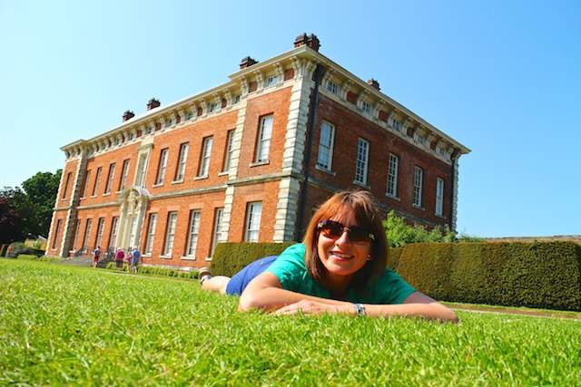 Day trip from York: Beningbrough Hall by bike